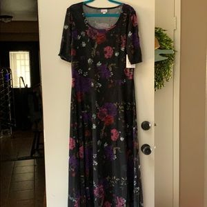 NWT Lularoe Ana maxi dress 3XL (22-24)
